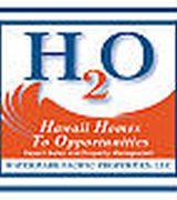 H2O  Watermark Pacific Properties, Agent in Honolulu, HI