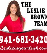 Leslie Brown, Agent in Englewood, FL