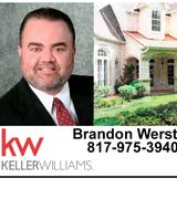 Brandon Werst, Agent in Tarrant County, TX