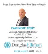 Evan Mogelef…, Real Estate Pro in Merrick, NY