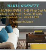 Maria Gossett, Real Estate Pro in Norman, OK