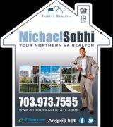Michael Sobhi, Great Falls Expert, Real Estate Agent in Falls Church, VA
