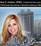 Gina Arellano, Real Estate Agent in MIAMI BEACH, FL