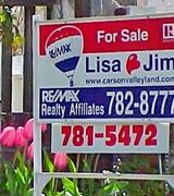 Lisa Wetzel and Jim Valentine, Real Estate Agent in Gardnerville, NV
