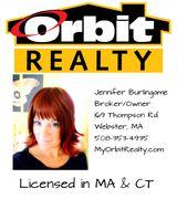 Jennifer Burlingame, Agent in Webster, MA