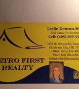 Leslie Denton, Agent in Nichols Hills, OK