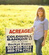 Beckye Evans, Agent in Greenville, TX
