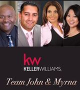 Team John and Myrna, Real Estate Agent in NORTHRIDGE, CA