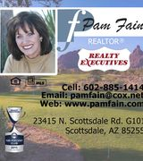 Pamela Fain, Real Estate Pro in Scottsdale, AZ