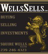 Squire Wells, Real Estate Pro in Cape Coral, FL
