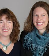 Jeannine Taylor and Jessica Packineau, Agent in Lincoln, MA