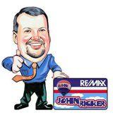 John  Ricker, Agent in Morritown, TN