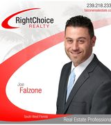 Joseph Falzone, Real Estate Agent in Fort Myers, FL