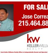 Jose Correa, Real Estate Agent in Philadelphia, PA