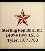 Sterling Rep…, Real Estate Pro in Tyler, TX