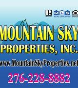 Mountain Sky Properties, Agent in Wytheville, VA