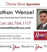 Nathan Wenzel, Real Estate Agent in Pittsford, NY