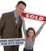 Donnie Worth…, Real Estate Pro in Novi, MI