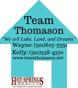 Kelly Thomas…, Real Estate Pro in Hot Springs, AR