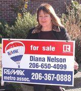 Diana Nelson, Agent in Seattle, WA