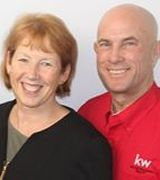 Karin and  Dave Ericson, Agent in Colchester, VT