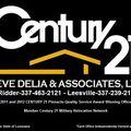 Century 21 Steve <em>Delia</em> & Associates, Real estate agent in DeRidder