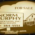 Norm Murphy, Real estate agent in La Junta