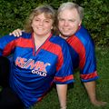 Bob and Bonnie Audrain, Real estate agent in Hazelwood