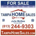 Julie McGee, Real estate agent in Tampa