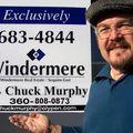 Chuck Murphy, Real estate agent in Sequim