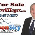 Darrell Hager, Real estate agent in Barboursville