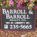 Barroll & Barroll Realty Co., Real estate agent in Savannah