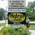 Deborah McKay, Real estate agent in Hebron