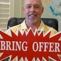 Rick Tipton, Real estate agent in Gray