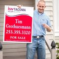 Tim Grothuesmann, Real estate agent in University Place
