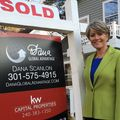 Dana Scanlon, Real estate agent in Bethesda
