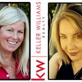 Tracy Levitt & Donna Kapner, Real estate agent in Cary