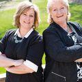 Pam Hickey and Stephanie Wedan, Real estate agent in Sun Prairie