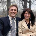 Joey & Erica Clark, Real estate agent in Lilydale