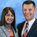 Tina Maraj & Randy Tovar, Real estate agent in Fullerton
