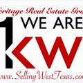 Heritage Real Estate at Keller Williams, Real estate agent in Odessa