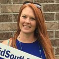 Mindy Oglesby, Real estate agent in Atoka
