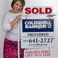 Margarita Swartz, Real estate agent in Blue Bell