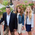 Louis & Susan Manzo & Brittany Lough, Real estate agent in Santa Barbara