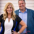 Bill Murdock and Lisa Utterback, Real estate agent in Hernando