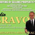 Julio Bravo, Real estate agent in