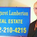 Ian Burris & Margaret Lamberton, Real estate agent in Washington
