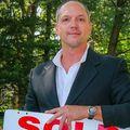 Russ Graber, Real estate agent in Johnston