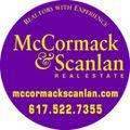 McCormack Scanlan, Real estate agent in Jamaica Plain