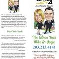 Joyce & Mike Gibson, Real estate agent in Southington